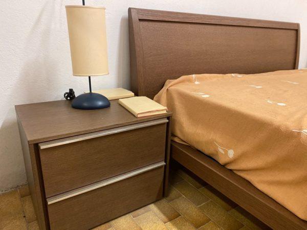 Camera da letto Morassutti Tabacco
