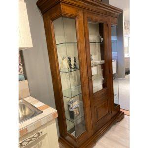 Vetrinetta Faber &tradition in legno